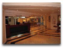 отель Grand Turkmen: Рессепшен