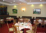 отель Grand Mir Hotel: Ресторан отеля