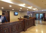 отель Grand Mir Hotel: Ресепшен отеля