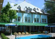 отель Grand Orzu: Вутренний двор