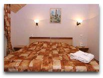 отель Grand Orzu: Спальня номера Люкс