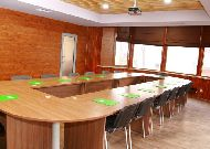 отель Green City Bishkek: Конференц зал