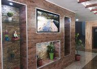 отель Green City Bishkek: Холл отеля