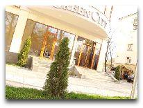 отель Green City Bishkek: Фасад отеля