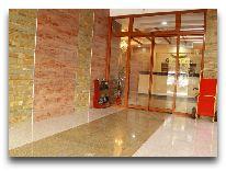 отель Green City Bishkek: Вход в отель