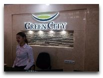 отель Green City Bishkek: Ресепшен отеля