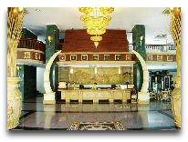 отель Green Hotel Hue: Reception
