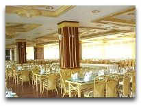 отель Green Hotel Hue: Ресторан