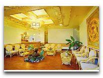 отель Green Nha Trang Hotel: Лобби