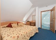 отель Gromada Torun: Спальня в апартаментах