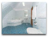 отель Gromada Torun: Ванная комната в Апартаментах