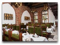 отель Gromada Torun: Ресторан
