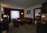 отель Gromada Warszaw Centrum: Гостиная в апартаментах