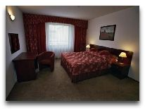отель Gromada Warszaw Centrum: Спальня в апартаментах