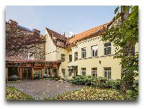 отель Boutique hotel Grotthuss: Внутренний дворик