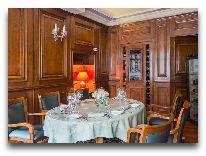 отель Boutique hotel Grotthuss: Ресторан Secret