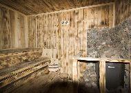 отель Gudauri Hut: Баня
