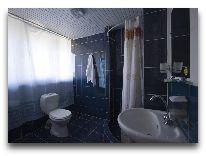отель Gudauri Hut: Ванная