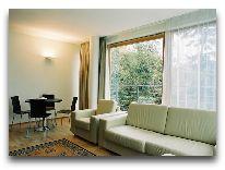 отель Pajurio: Гостинная комната