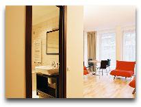 отель Pajurio: Апартаменты