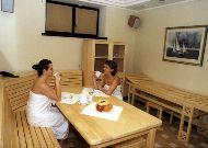 отель Уют: Комната отдыха в сауне