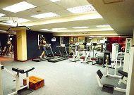 отель Guoman Hotel: Фитнес-центр