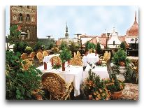 отель Gutenbergs: Летняя терраса