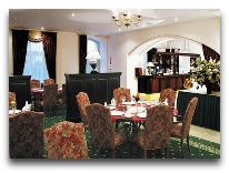 отель Gutenbergs: Ресторан