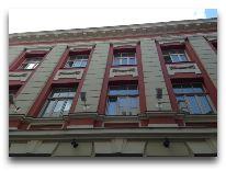 отель Gutenbergs: Фасад отеля