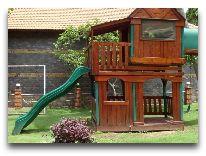 отель : Детская площадка