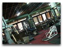 отель : Фитнес-центр
