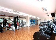 отель Halong Plaza: Фитнес-центр