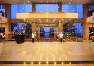 отель Halong Plaza: Холл отеля
