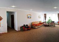 отель Хан Тенгри: Холл второго этажа
