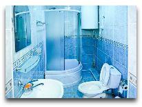 отель Хан Тенгри: Ванная