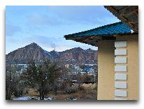 отель Хан Тенгри: Территория