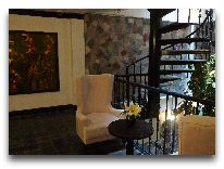 отель Hanoi Boutique Hotel: Холл