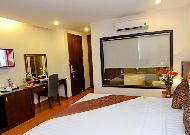 отель Hanoi Golden Nha Trang Hotel: Deluxe Sea view room