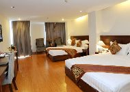 отель Hanoi Golden Nha Trang Hotel: Family suite room