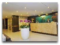 отель Hanoi Golden Nha Trang Hotel: Reception