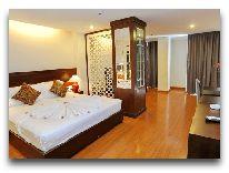отель Hanoi Golden Nha Trang Hotel: Suite room