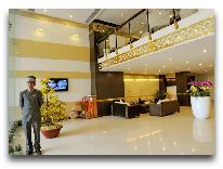 отель Hanoi Golden Nha Trang Hotel: Лобби