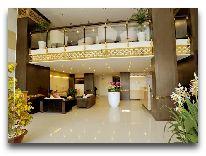 отель Hanoi Golden Nha Trang Hotel: Холл
