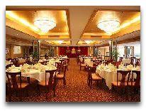 отель Hanoi Hotel: Ресторан