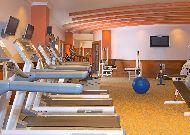 отель Sheraton Hotel: Фитнес-центр