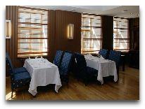 отель Hanza Hotel: Ресторан