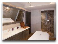 отель Hanza Hotel: SPA