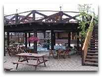 отель Hansa Hotel: Летнее кафе