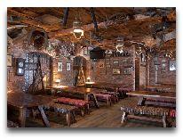 отель Hansa Hotel: Ресторан