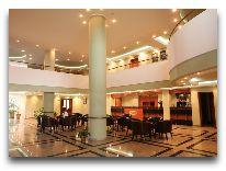 отель Harsnaqar: Холл